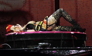 Kylie Minogue...